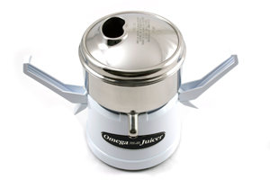 Blade, basket and cover is made of high-quality materials and workmanship to ensure this juicer lasts a lifetime.