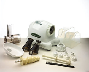 Omega J8004 Nutrition Center Accessories