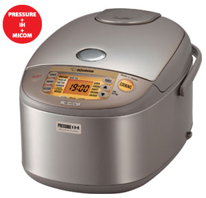 Pressure cooker for induction stove top