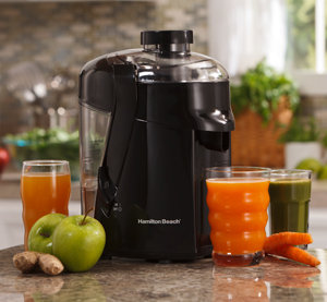 amazon com hamilton beach 67801 health smart juice extractor black rh amazon com Big Mouth Juicer Craigslist Hamilton Beach 932