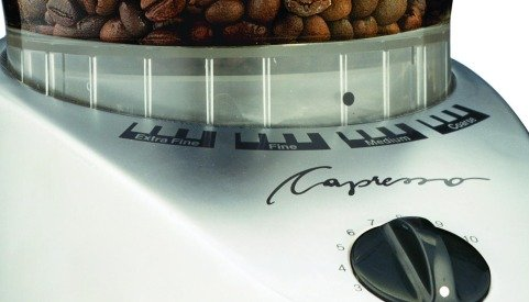 Capresso 561 Infinity Conical Burr Easy to Use