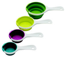 SleekStor Pinch+Pour Measuring Cups - Trend - resized