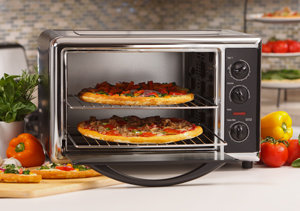 Countertop Convection Oven For Cookies : ... Countertop Oven with Convection and Rotisserie (Discontinued): Toaster