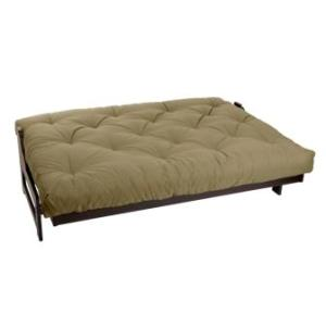 eureka in futon chocolate anchor sized queen futons sofa size