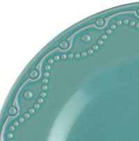 Intricate detailing to match your dining decor  sc 1 st  Amazon.com & Amazon.com | Paula Deen Signature Dinnerware Whitaker 16-Piece ...