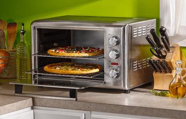 Hamilton Beach Countertop Oven with Convection & Rotisserie 31103