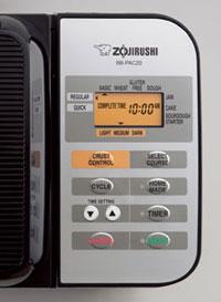 BB-PAC20BA Control Panel
