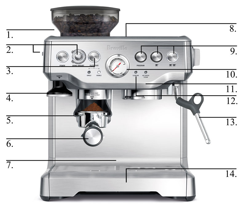 Amazon S Best Selling Breville Barista Express Espresso