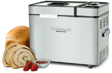 , Cuisinart CBK-200 2-Lb Convection Bread Maker