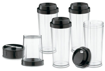 Cuisinart cpb 300 350 watt bpa free sleek for Magic bullet motor size