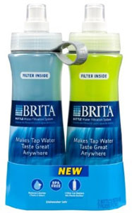 Brita Bottle with Filter - Amazon.com:.