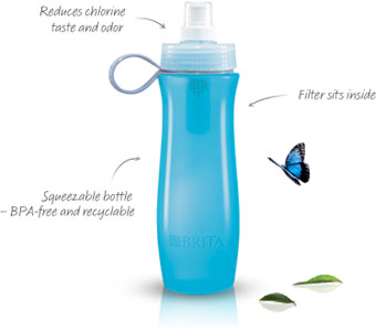 Brita Water Bottle