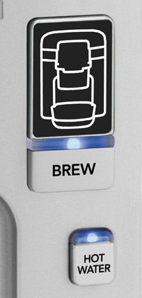 Cuisinart SS-300 Single Serve Brewing System, Silver - Powered by Keurig 2