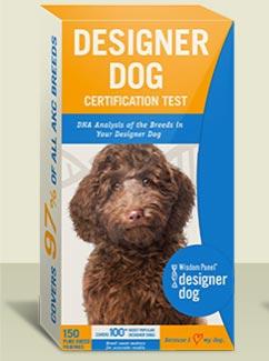 Wisdom Panel Designer Dog box photo