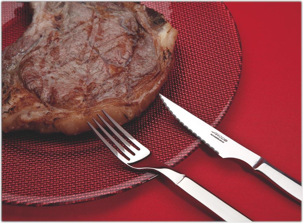 Arcos 4-Piece Forged Steak Knife Set, 4-Inch