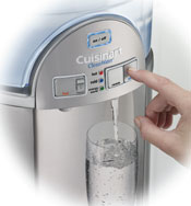 The Cuisinart CleanWater Filtration System