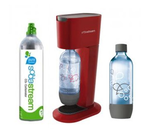 how to change sodastream cartridge
