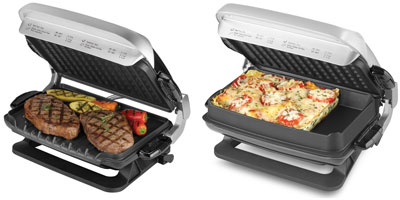 Amazon Com George Foreman Grp4emb Multi Plate Evolve