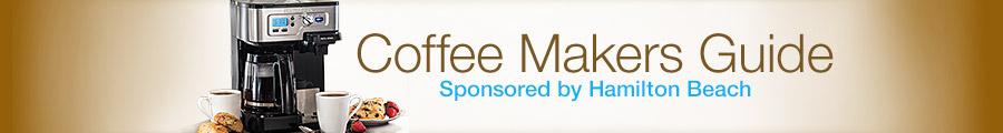 Amazon.com Coffee Maker Buying Guide