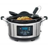 33967 Set 'n Forget 6-Quart Programmable Slow Cooker