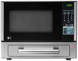 Amazon Com Lg Lcsp1110st 1 1 Cu Ft Counter Top Combo