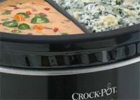 Crock-Pot Double Dipper
