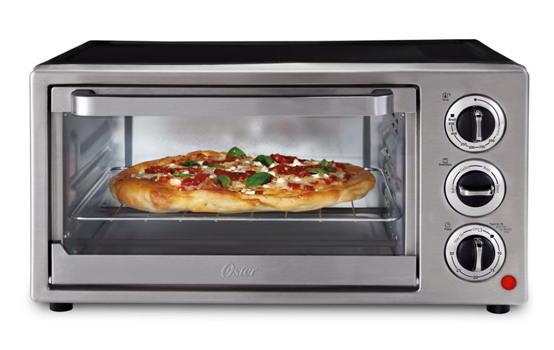 Countertop Oven Price : Amazon.com: Oster TSSTTVF815 6-Slice Toaster Oven: Kitchen & Dining