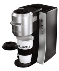 Kitchen Selectives Single Serve Coffee Maker Amazon.com: Mr. Coffee BVMC-KG2-001 Single Serve Coffee ...
