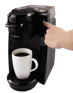 Oster Drip Coffee Maker : Oster Single Serve Coffee Brewer for Keurig K-cups, Black: Amazon.ca: Home & Kitchen