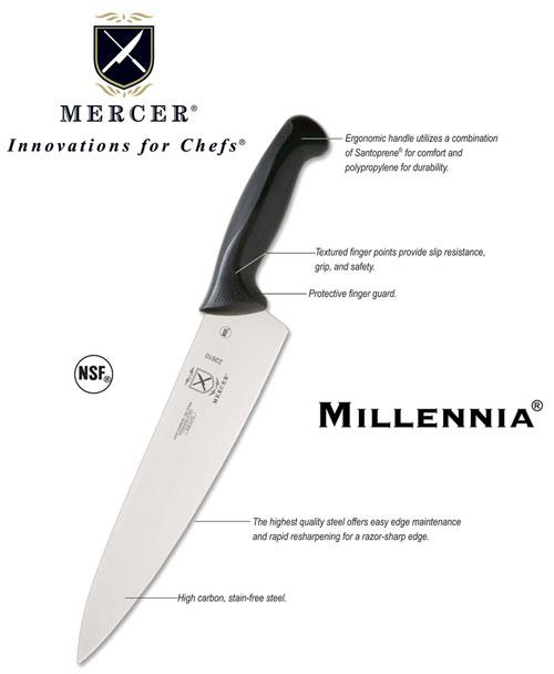 Mercer Cutlery: The Millennia Series