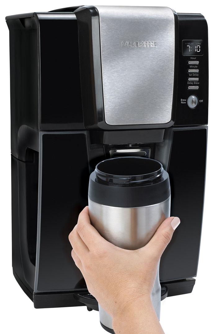 Amazon Com Mr Coffee Bvmc Zh1b Power Serve 12 Cup