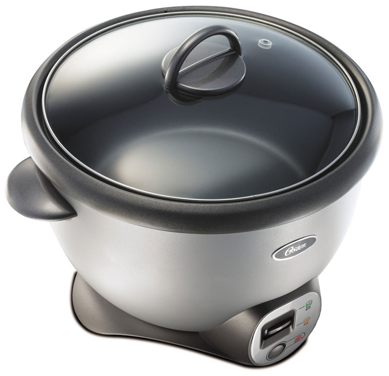 Amazon.com: Oster 20-Cup (Cooked) Saute Rice Cooker, Silver ...