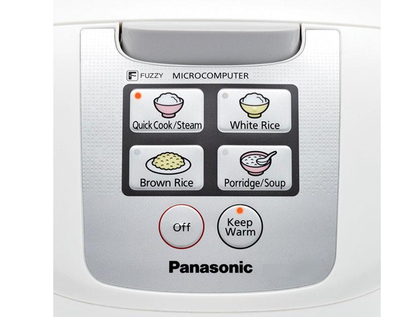 Brand New Panasonic SR DF181 Fuzzy Logic 10c Rice Cooker FREE SHIPPING ...