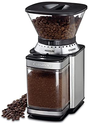 Cuisinart DBM-8 Burr Mill Coffee Grinder