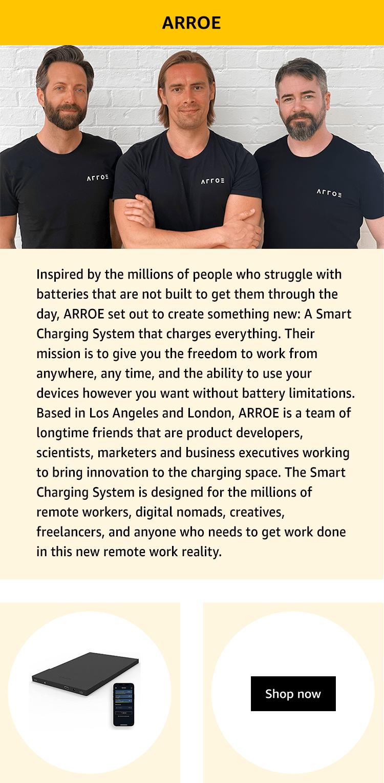 Amazon Launchpad Brand Stories