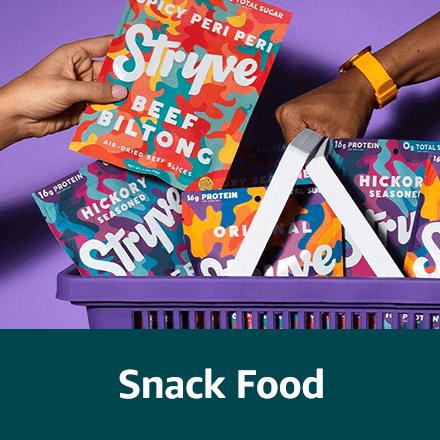 shop snack food