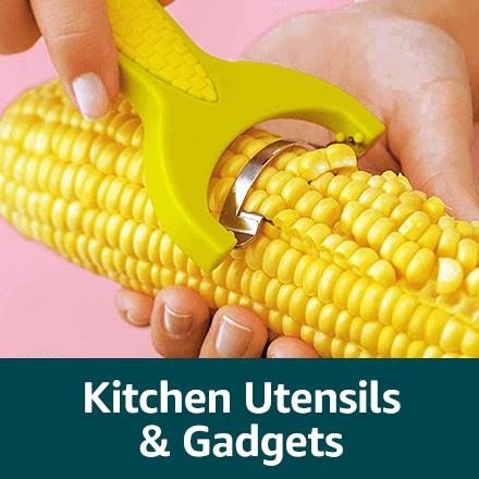Shop kitchen gadgets and utensils
