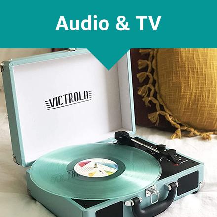 Audio & TV