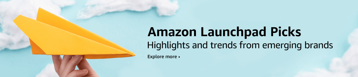 Amazon Launchpad Picks highlights and trends from emerging brands