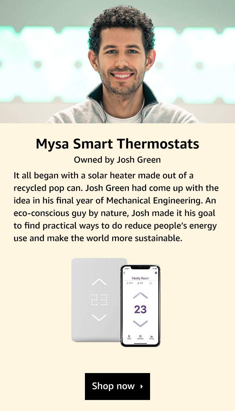 Brand Story, Mysa