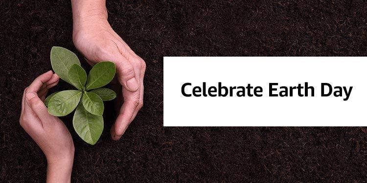 Amazon Launchpad Earth Day