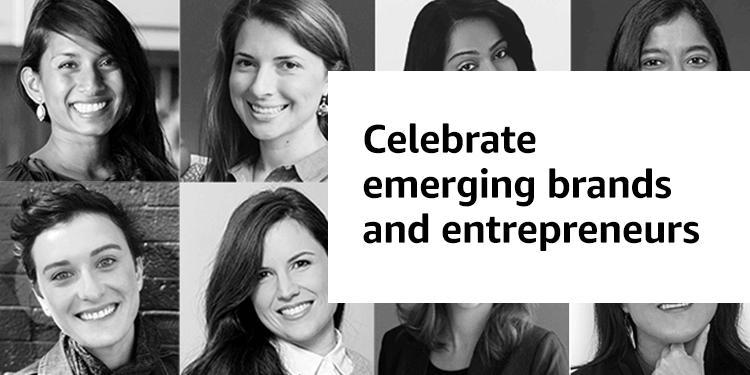 Amazon Launchpad Female Entrepreneurs