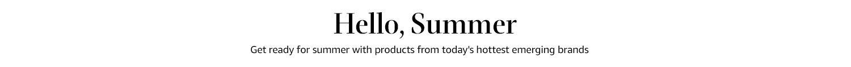 Amazon Launchpad Summer Event Hero