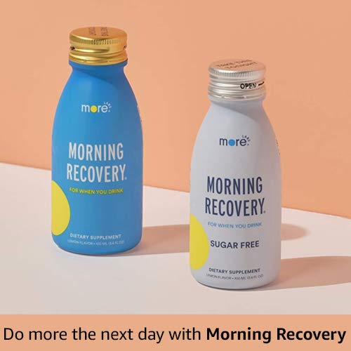 Morning Recovery drinks