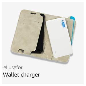 Portable wallet charger