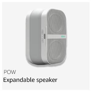 Expandable wireless speaker