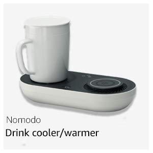 Drink cooler and warmer