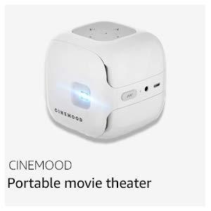 Portable movie theater