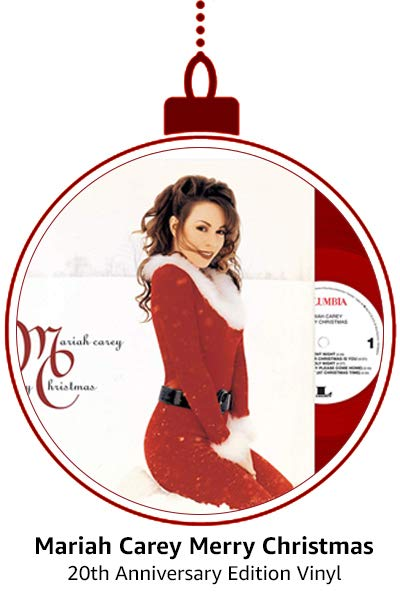 Mariah Carey Merry Christmas Vinyl