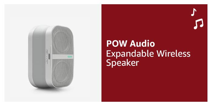 Pow Mo Expandable Wireless Speaker